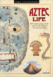 Cover of: Aztec Life