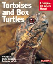 Cover of: Tortoises and box turtles
