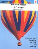 Cover of: Red Badge of Courage (Teacher Guide)