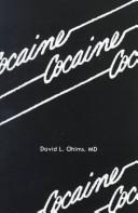 Cover of: Cocaine | David L. Ohlms