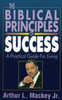 Cover of: Biblical Principles of Success
