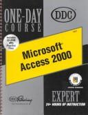 Cover of: Access 2000 Expert One Day Course