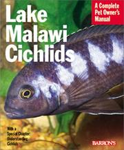 Cover of: Lake Malawi Cichlids |
