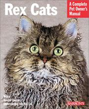 Cover of: Rex Cats (Complete Pet Owner's Manuals)