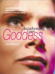 Cover of: Awakening Your Goddess