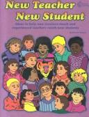 Cover of: New Teacher, New Student | Connie Jensen