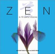 Cover of: Zen in 10 simple lessons | Anthony Man-Tu Lee