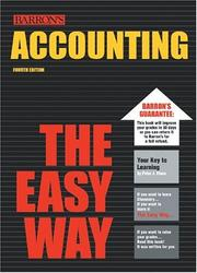 Cover of: Accounting the Easy Way