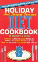 Cover of: Holiday Diet Cookbook