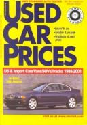Cover of: Vmr Standard Used Car Prices Winter 2002 | Vehicle Market Research Intern
