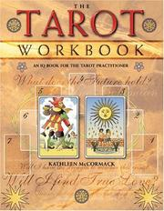 Cover of: The Tarot Workbook