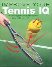 Cover of: Improve Your Tennis IQ