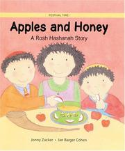 Cover of: Apples and Honey