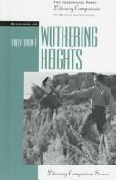 Cover of: Readings on Wuthering Heights