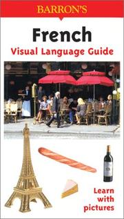 Cover of: French Visual Language Guide |