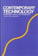 Cover of: Contemporary Technology Innovations, Issues, and Perspectives