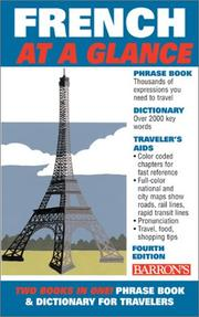 Cover of: French At a Glance