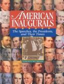 Cover of: American Inaugurals Edition 1. (Individual Titles)