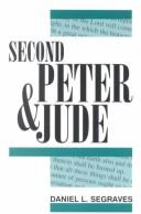 Cover of: Second Peter & Jude | Daniel L. Segraves