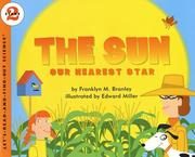 Cover of: The Sun: Our Nearest Star (Let's-Read-and-Find-Out Science)