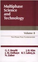 Cover of: Multiphase Science & Technology |
