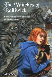 Cover of: The witches of Bailiwick | Sandra Forrester