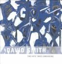 Cover of: David Smith