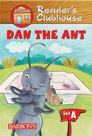 Cover of: Dan the ant | Jennifer Blizin Gillis