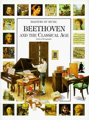 Cover of: Beethoven and the classical age