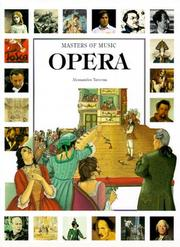 Cover of: Opera | Alessandro Taverna