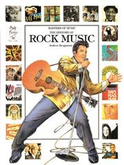 Cover of: The history of rock music