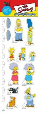 Cover of: Simpsons Pop-Out People #1: |