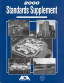 Cover of: 2000 Standards Supplement (Standards Supplements) |