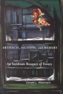 Cover of: Artifacts, Fiction and Memory