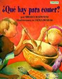 Cover of: Que Hay Para Comer? / What's Cooking?