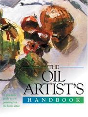 Cover of: The Oil Artist