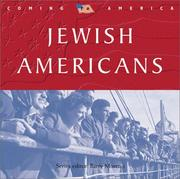 Cover of: Jewish Americans | Robert Stein