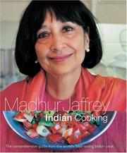 Cover of: Madhur Jaffrey Indian cooking. | Madhur Jaffrey