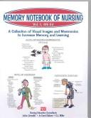 Cover of: Memory Notebook of Nursing | JoAnn Graham Zerwekh
