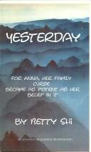 Cover of: Yesterday | Betty Shi