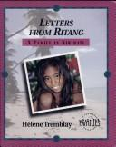 Cover of: Letters from Ritang