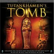 Cover of: Tutankhamen's tomb: Uncover the Secrets and Treasures of Ancient Egypt