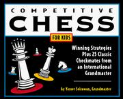 Cover of: Competitive chess for kids