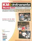 Cover of: Kmworld & Intranets 2004 Conference Proceedings |