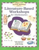 Cover of: Literature-Based Workshops for Mathematics | Kathy Morrison