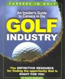 Cover of: Careers in Golf