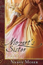 Cover of: Mozart's Sister