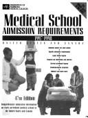 Cover of: Medical School Admission Requirements