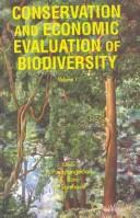 Cover of: Conservation and Economic Evaluation of Biodiversity