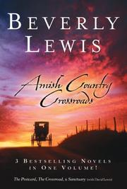 Cover of: Amish country crossroads | Beverly Lewis